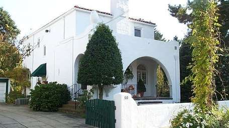 Built in 1929, this five-bedroom home has an