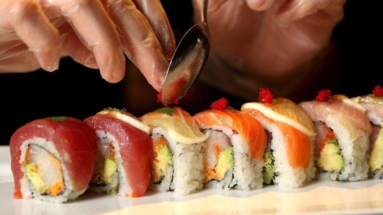 Bennett's Sushi & Lounge in Locust Valley has