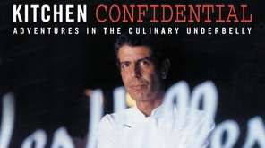 Anthony Bourdain turned heads with his 2000 memoir,