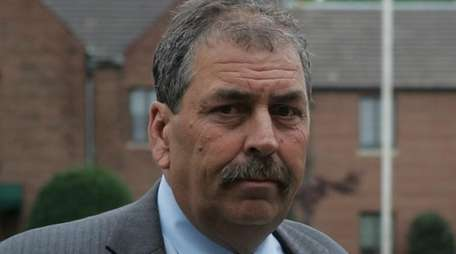 Gary DelaRaba, a former president of the