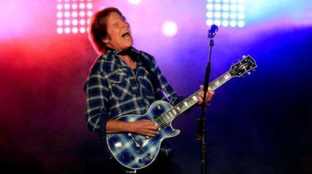 John Fogerty performs at Jones Beach on June