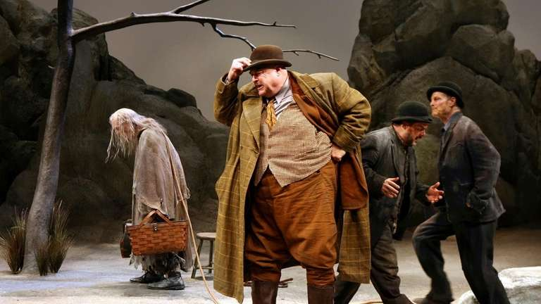 John Glover, John Goodman, Nathan Lane and Bill