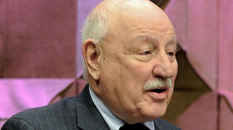 Sen. Kenneth LaValle (R-Port Jefferson)