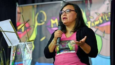 SEPA Mujer executive director Martha Maffei on Sunday