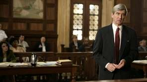 JACK MCCOY. Sam Waterston played the executive assistant