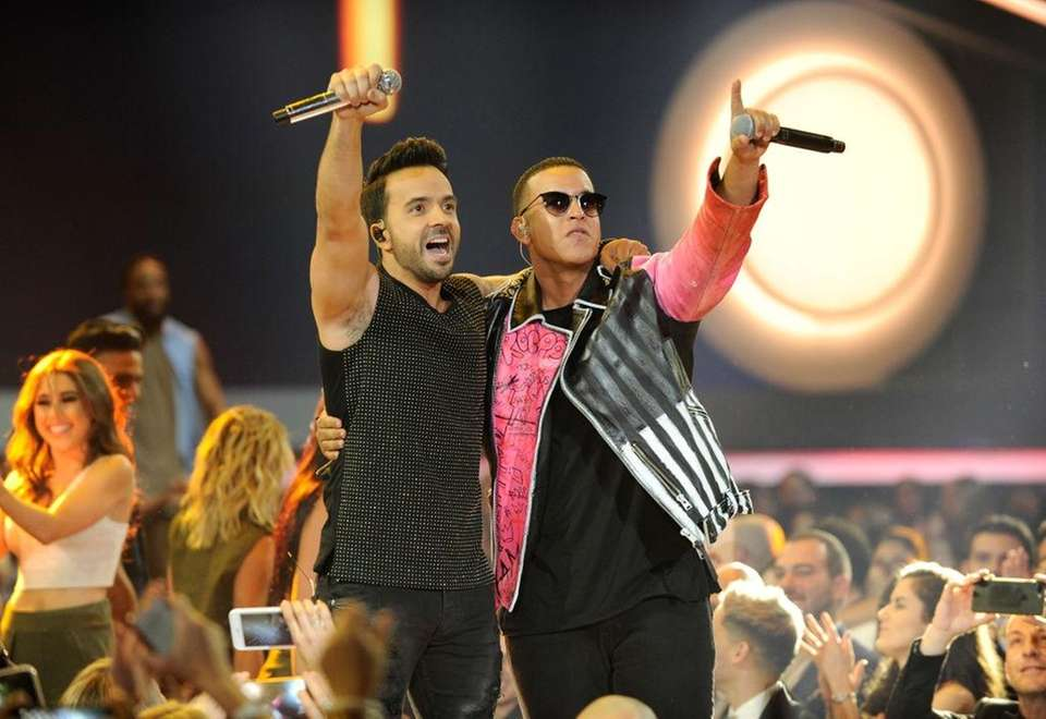 Luis Fonsi became internationally known with his hit
