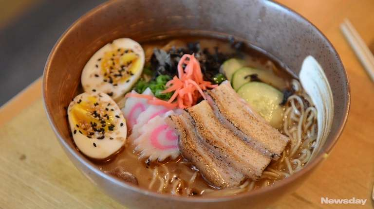 MB Ramen owner and chef Marc Bynum talks