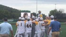 Massapequa defeated Baldwinsville, 10-1, to win the Class