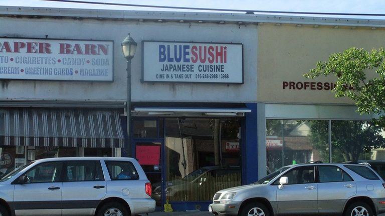Blue Sushi, Williston Park