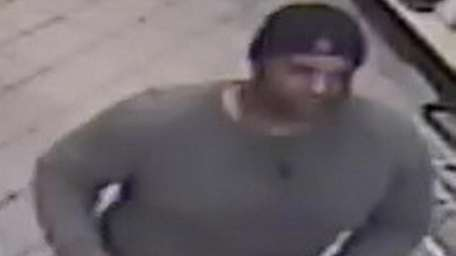 Police have released an image from a Copiague