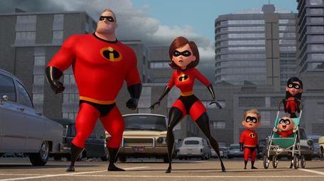 In Disney Pixar's