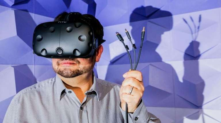The HTC Vive is the real deal if