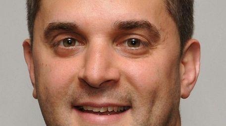 Josh Slaughter, a former Suffolk legislative aide, has
