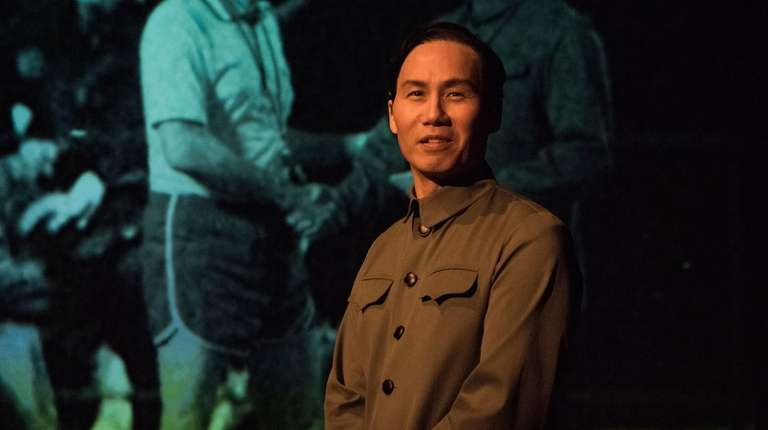 """BD Wong stars in """"The Great Leap"""" by"""