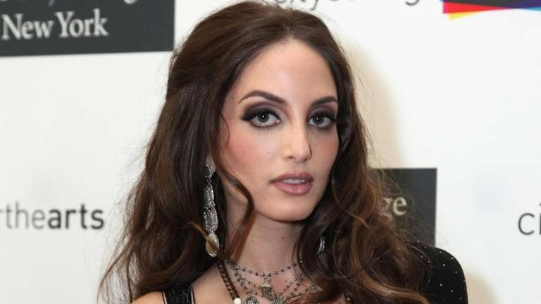 Alexa Ray Joel attends the CCCA Inaugural Awards