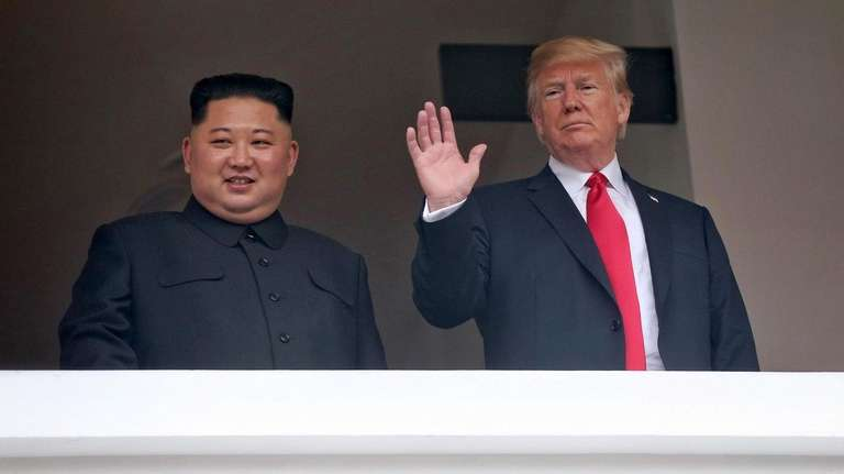 North Korean leader Kim Jong Un and President