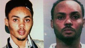 Suspect Claude S. Bird in 1993, and in