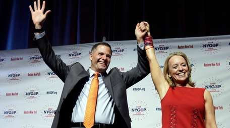 Dutchess County Executive Marc Molinaro, Republican candidate for