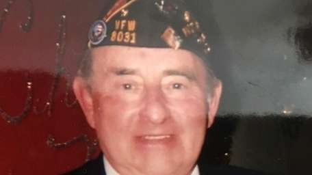 Bob Christman of New Hyde Park died at