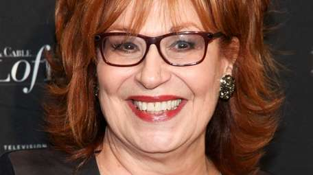 Joy Behar attends the Broadcasting & Cable Hall