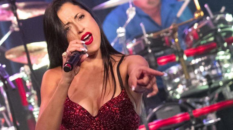 Genessa Escobar of Genessa & the Selena Experience