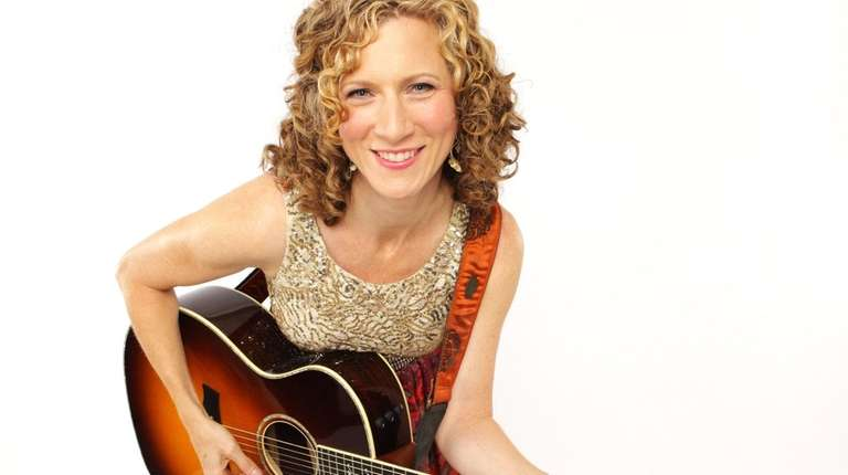 Laurie Berkner's solo concert at Hofstra University on