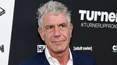 TV personality and author Anthony Bourdain, who died