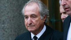 Bernie Madoff exits federal court March 10, 2009