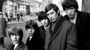 The Rolling Stones in its early days: from