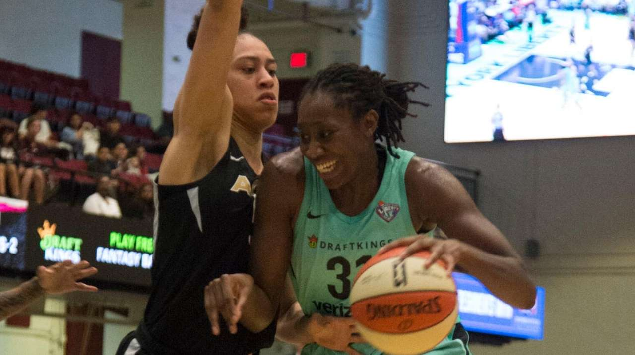 Liberty loses to Bill Laimbeer\'s Aces | Newsday