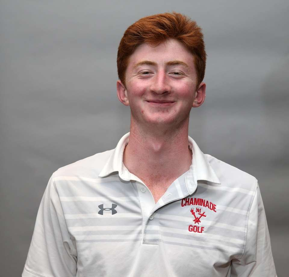 Heslin shot a 4-over-par 76 on Eisenhower Red