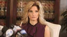 Summer Zervos, a former candidate on