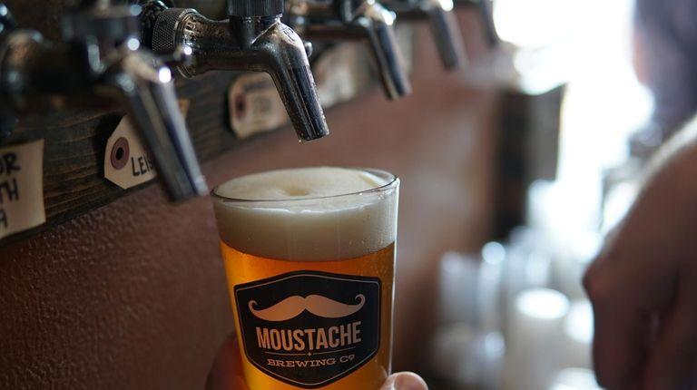 Moustache Brewing Co. in Riverhead is among Long