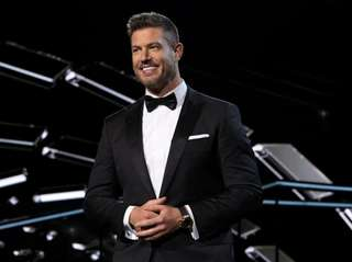 "Jesse Palmer hosts ABC's ""The Proposal."""