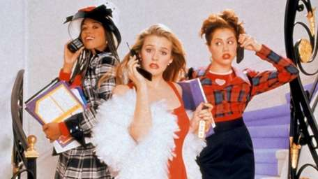 Stacey Dash, left, Alicia Silverstone and Brittany Murphy