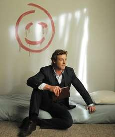 "Simon Baker stars as Patrick Jane in ""The"