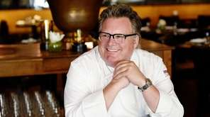 Chef David Burke has taken charge of all