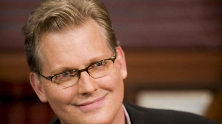 TV host Craig Kilborn makes his return to