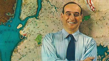 This photo of Robert Moses from 1938 is