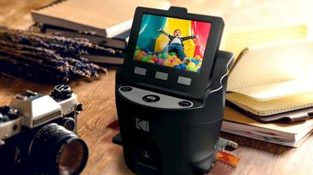 Scan, digitize and optimize 35 mm, 126, 110,