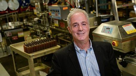 Spectronics CEO Jon Cooper. The Westbury company has