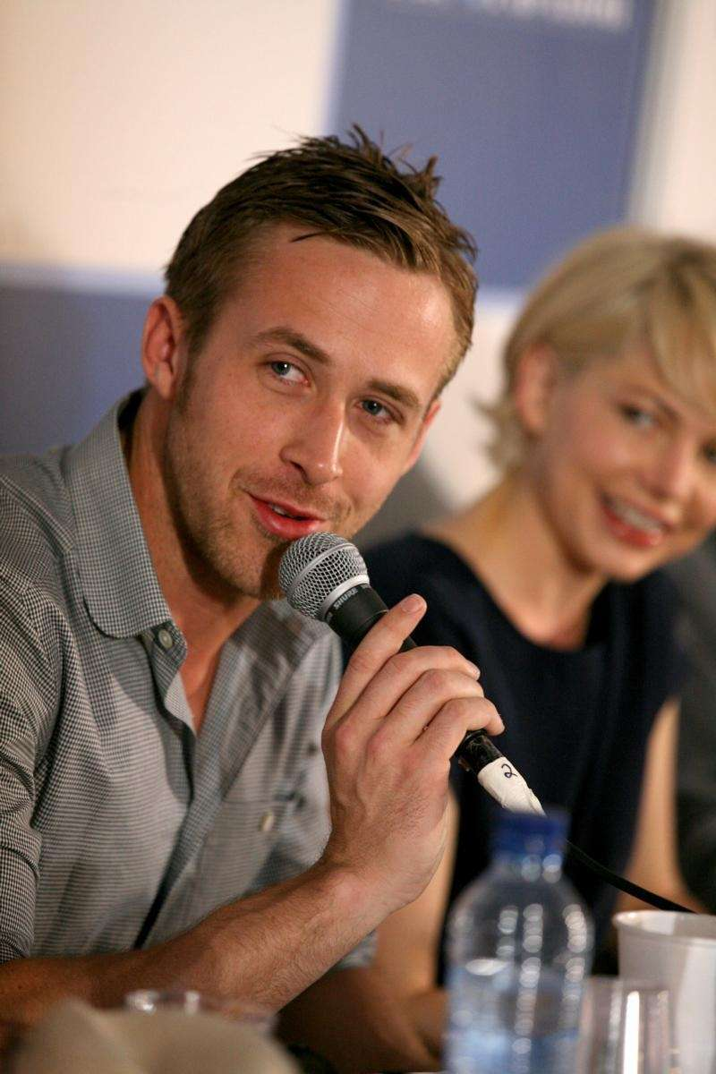 Actor Ryan Gosling attends the
