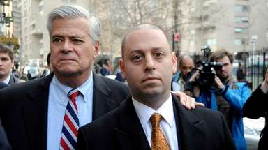 Former Senate Republican Majority Leader Dean Skelos and