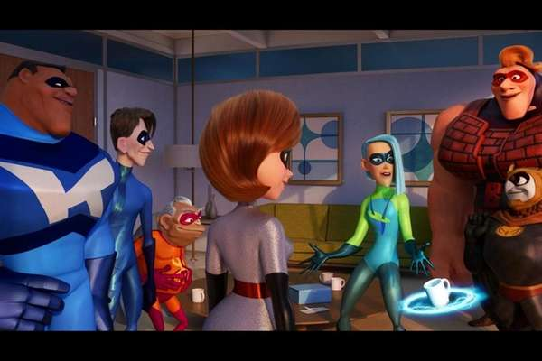 Disney S Incredibles 2 Secrets Fun Facts You May Not Know Newsday