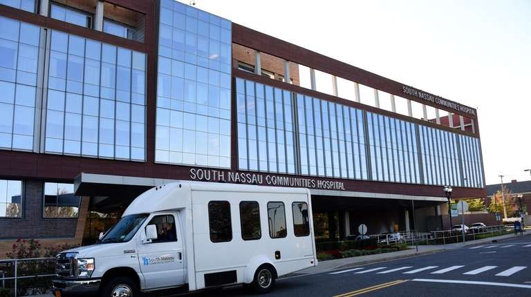 South Nassau Communities Hospital is in a contract