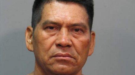 Jose Franco-Martinez, 53, will be arraigned