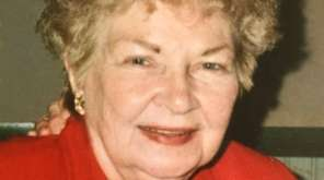 Betty Jane Bockmann, who with her husband and