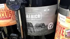7R Seven Reserve Africa Blend appeared this spring