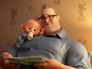 Filmmakers studied infants and toddlers to capture Jack