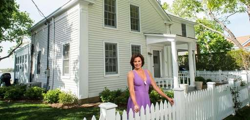 """Real Housewives of New York City"" star LuAnn"